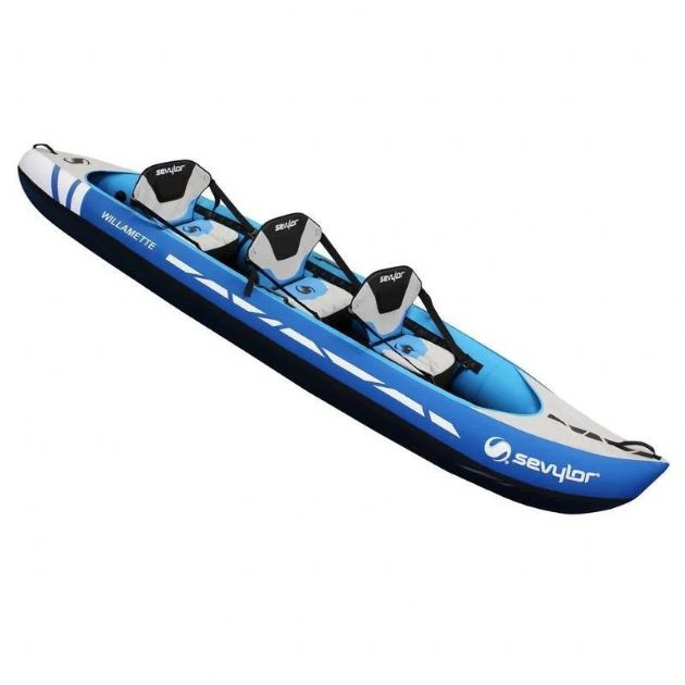 Sevylor Willamette™ Inflatable Kayak, Water Sport Equipment - Grasshopper Leisure